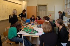 Workshop under Playcekonferensen i Göteborg 2007