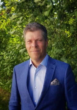 Stefan Petersson, VD Teknovent