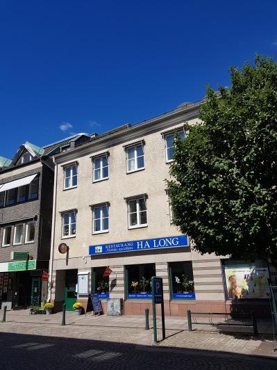 Nu - på Östra Mårtensgatan