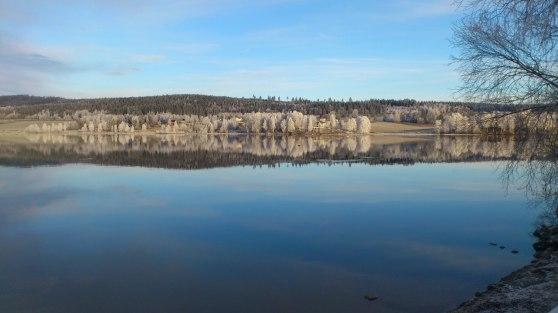 Helgumssjön november 2011