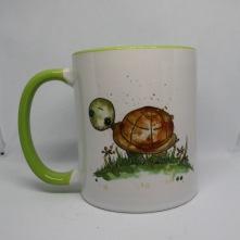 sköldpadda fram