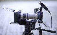 Prototyp av videorig för DSLR