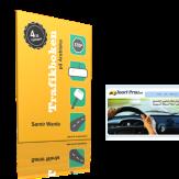 Trafikboken på arabiska + Teorifrågor 60 dagar på arabiska