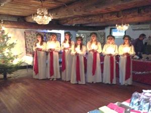 Gotlands Lucia 2013