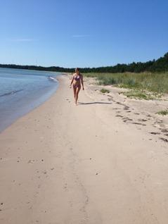 Stranden i Ardre
