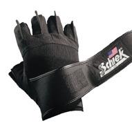 Platinum Gloves with Wrist Wraps