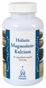 Holistic Magnesium-Kalcium 100 kapslar