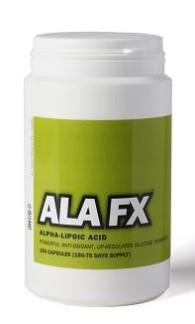 ALA FX 300mg, 150 kapslar