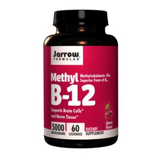 Methyl B-12, 5000 mcg, 60 tuggtabletter - Bäst-före: 09/21