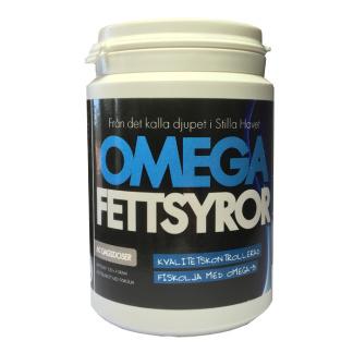 Omega Fettsyror OFX, 300 kapslar