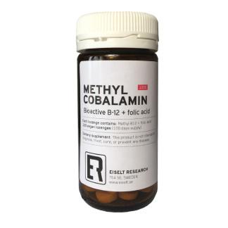 Methyl B-12 + folsyra, 1000 mcg