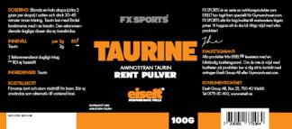 Taurine FX