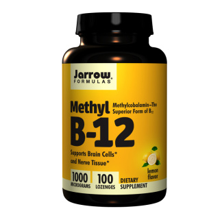Methyl B-12, 1000 mcg