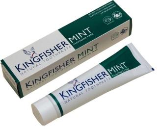 Kingfisher Tandkräm Fänkål (utan fluor) 100 ml