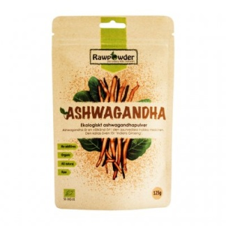 Rawpowder Ashwagandha 125g