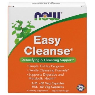 Easy Cleanse (detox) 120 kapslar