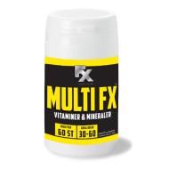 Multi FX, 60 tabletter