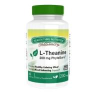 L-Theanine 200mg, 60 kapslar