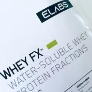 Whey FX 750g