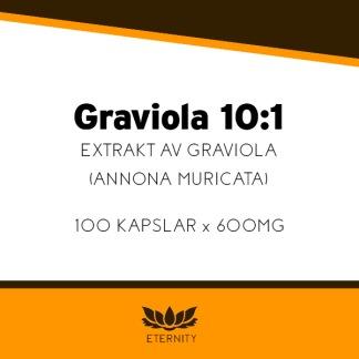 VV  Graviola (kapslar)