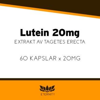 VV  Lutein 20mg