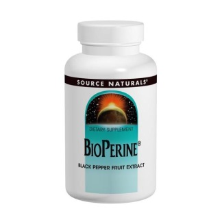 Piperine (Bioperine) 120 tabletter