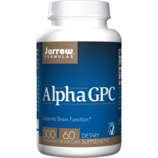 Alpha GPC, 60 kapslar - 60 kapslar