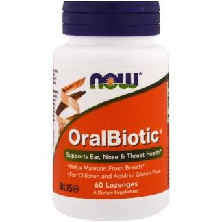 OralBiotic (BLIS K12), 60 sugtabl - 60 sugtabletter