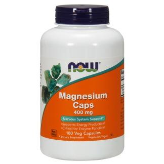 Super Magnesium, 400mg x 180 vcaps - 180 kapslar