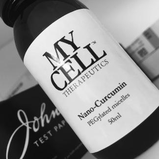 MyCell Nano-curcumin, 50ml - 50mL (1x50mL)