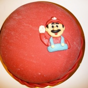 Prinsesstårta, Super Mario