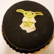 Prinsesstårta, Yoda