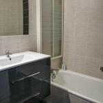 Bathroom with bathtub and WC