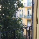 Balkong gästrum