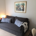 Sofa bed for 2 p