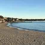sandy beach in JLP