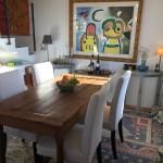 Matbord för 4 p