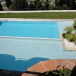 Barnpool + pool för vuxna