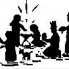 Encaustic Art - Stämpel - Julspel