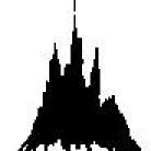 Encaustic Art - Stämpel - Litet Slott