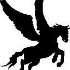 Encaustic Art - Stämpel - Pegasus (Beställningsvara)