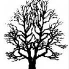 Encaustic Art - Stämpel - Träd