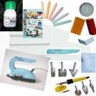 Encaustic Art - Startpaket Färgdrömmarens Maxiset