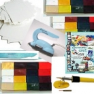 Encaustic Art - Startpaket Färgdrömmarens Midiset