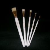Encaustic Art - Penselset 5-pack