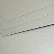 Encaustic Art - Målarkort Silver A4x24