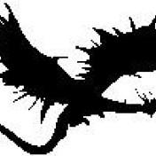 Encaustic Art - Stämpel - Drake (hö)