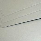 Encaustic Art - Målarkort Silver A3x24