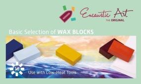 Encaustic Art - Vaxblock
