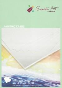 Encaustic Art - Målarkort Mix 70-pack, 300g